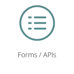 Website Forms and APIs